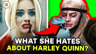 8 Struggles Margot Robbie Went Through To Become Harley Quinn |⭐ OSSA