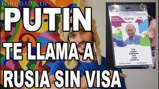 Rusia sin Visa. FAN ID (Español)