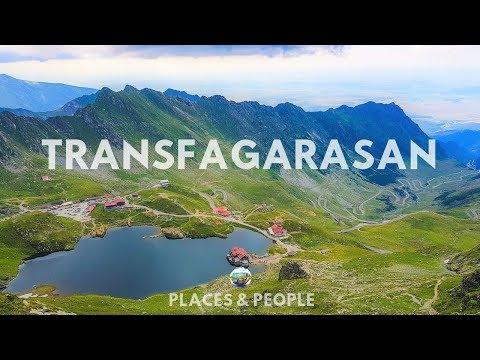 TRANSFAGARASAN: world's best road trip. ROMANIA [ HD ]
