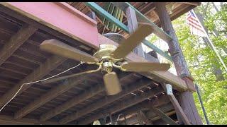 Ceiling Fan Destruction #11