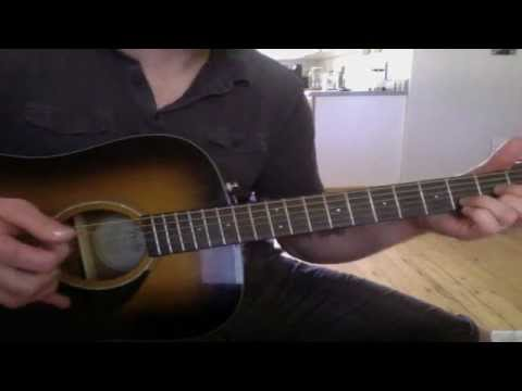 Remember When - Alan Jackson Easy acoustic guitar tutorial