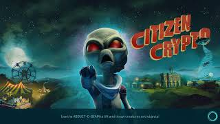 DESTROY ALL HUMANS! (REMAKE) MISSION 3 - CITIZEN CRYPTO (No Commentary)