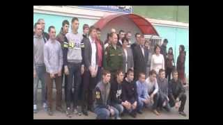 Новый набор военных водителей на обучение в ДОСААФ