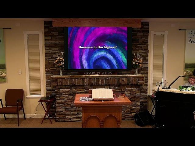 Sunday Service - Mar 14, 2021 - Heb 3:1-6 Is Jesus Your Hero?