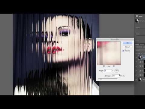 MDNA Cover (Madonna) – Photoshop Tutorial