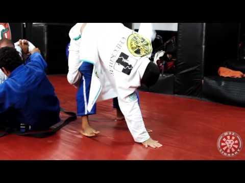 "Training to be a World Champ - Ricardo ""Rico"" Vieira's Essence of Jiu Jitsu Part 1/3"