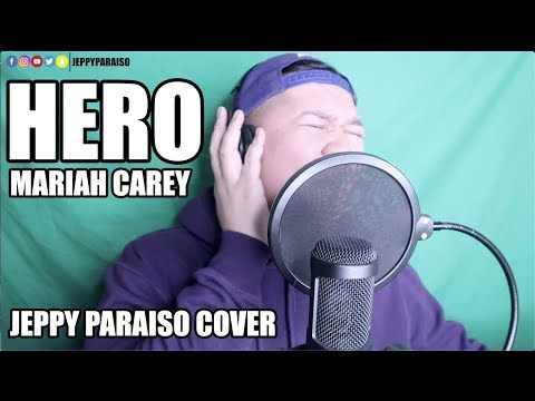 HERO  MARIAH CAREY  JEPPY PARAISO COVER