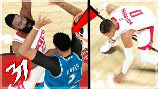1st ANKLE BREAKER on WESTBROOK!! AFTER HARDEN CONTACT DUNK ON ANTHONY DAVIS! NBA 2k20 MyCAREER Ep.31