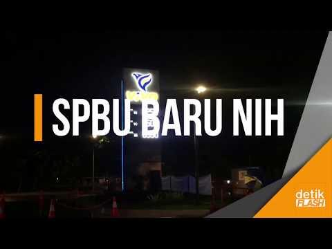 SPBU VIVO Resmi Kantongi Izin Penyaluran BBM.