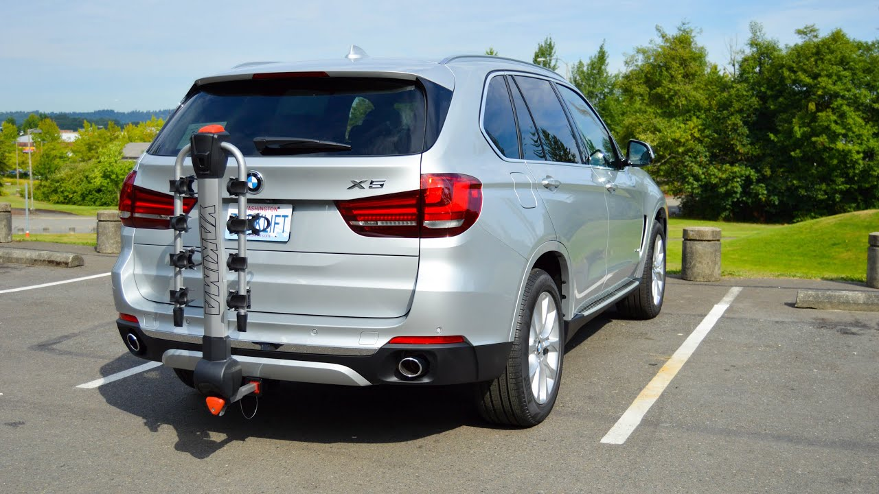 Bmw X5 Towing >> 2013-2016 BMW X5 Stealth EcoHitch Trailer Hitch -Torklift Central - YouTube