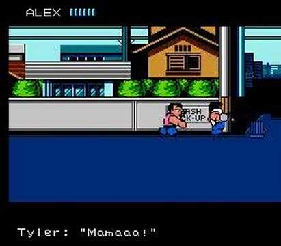 Image result for river city ransom nes youtube