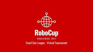 RoboCup 2021 - Demo: TIGERs Mannheim vs. ER-Force
