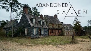 ABANDONED FILMING LOCATION - SALEM TELEVISION SHOW