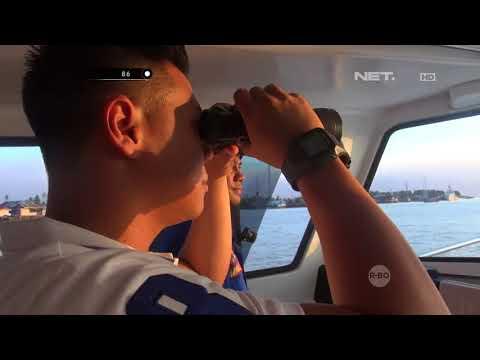 Penindakan Kapal kecil Pencuri Batubara di Kalimantan 86