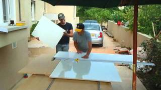 Homemade Sliding Table Saw