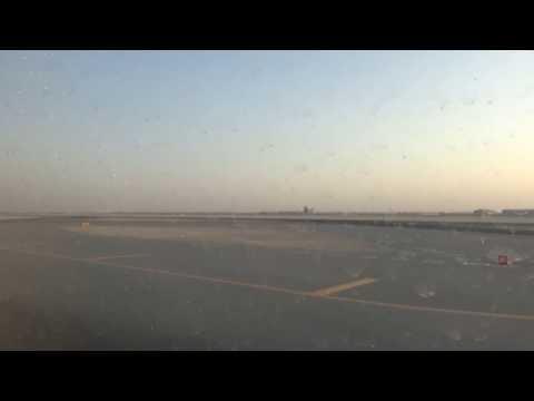 LANDING IN DOHA - QATAR AIRWAYS A321