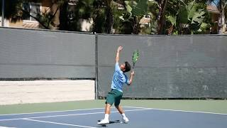 Tennis Recruit Video- Michael Hao