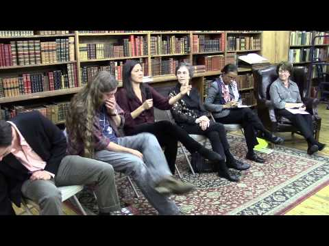 Women's National Book Association, NYC Celebrates National Reading Group Month