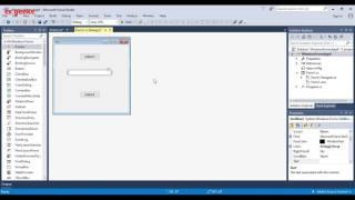 Visual Studio C# Tutorial 28 StreamWriter