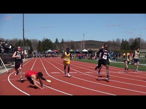 John Rowland High School Track Meet April 25 2015 at Centennial Park