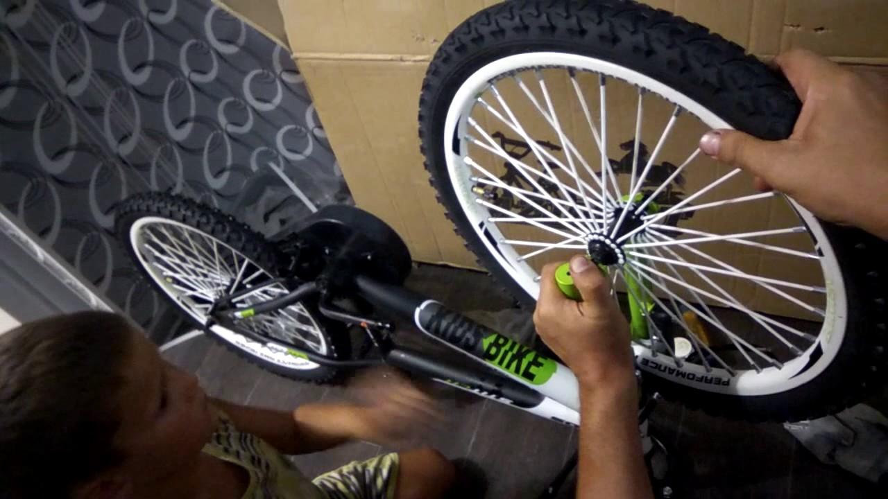 Azimut Stitch Premium Двухколесный велосипед 20 дюймов Азимут .