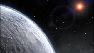 Portrait of Gliese 581