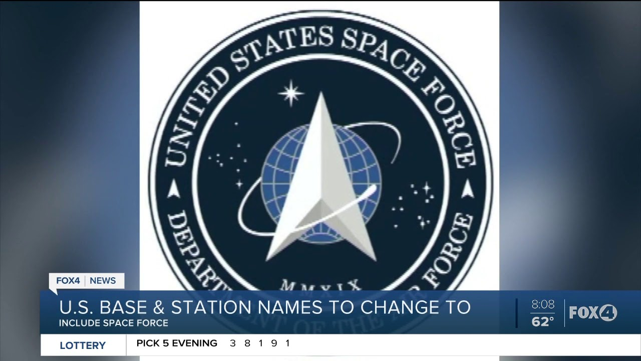 Cape Canaveral Air Force Station has name change - FOX 4 Now