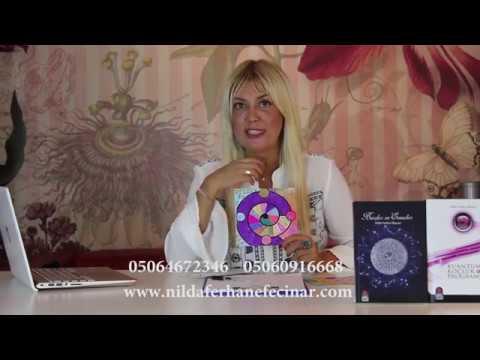 Esmalarla Mandala Calışması Nedir? Nasıl Yapılır? Nilda Ferhan Efeçınar