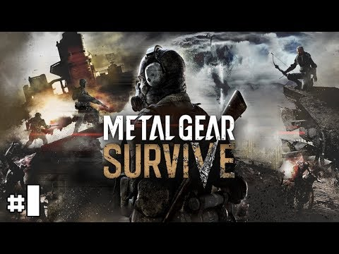 Metal Gear Survive - Let's Play #1 [FR]