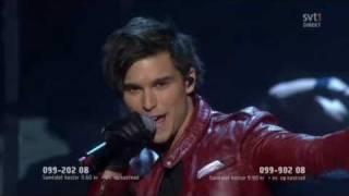 Eric Saade - Popular Eurovision Song Contest 2011 Sweden