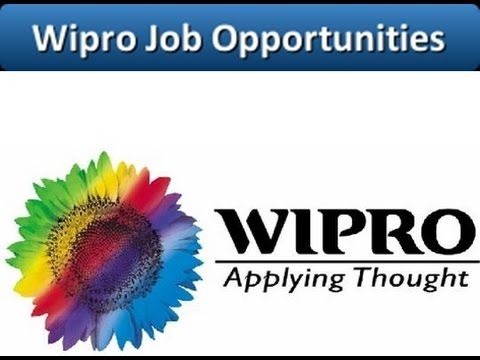 Wipro Job Opportunities Careers Apply Online For Freshers And Experienced Professionals
