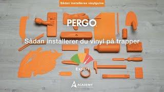 Sådan installerer du vinyl på trapper