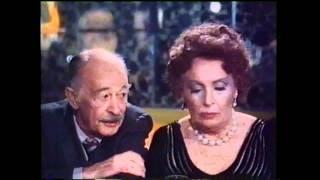 Merchant Ivory's ROSELAND w/ Lilia Skala & David Thomas clip