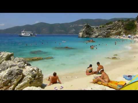 Lefkada Grecja-Atrakcje turystyczne-Greece-Tourist attractions-Sightseeing