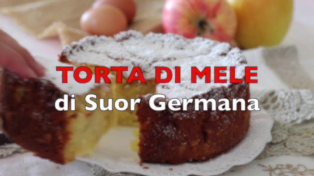 Torta Di Mele Di Suor Germana Youtube