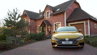 VW Arteon ексклюзивний автомобіль саме для Вас!