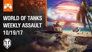 Console: World of Tanks Weekly Assault #25