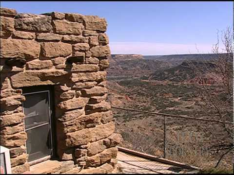 Palo Duro Canyon State Park Cabins (Texas Country Reporter) - YouTube
