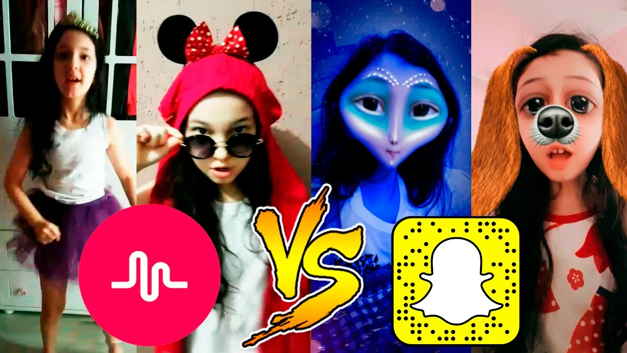 how to add snapchat filters to musically