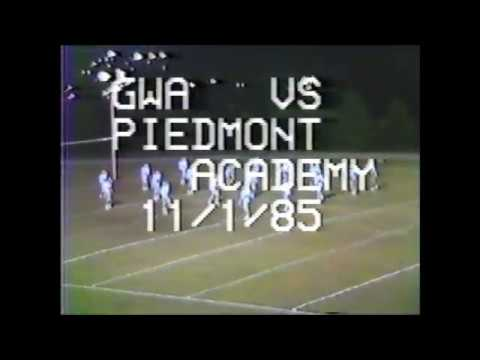 1985 Piedmont Academy Cougars at George Walton Academy Bulldogs (football)