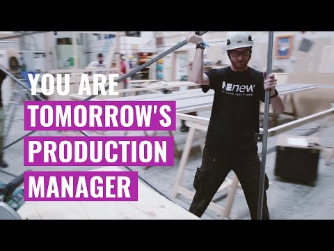 MA in Theatre Production Management, Bristol Old Vic Theatre School
