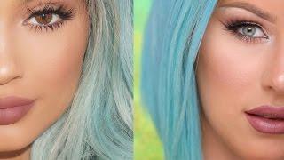 Kylie Jenner Inspired Makeup- Chrisspy