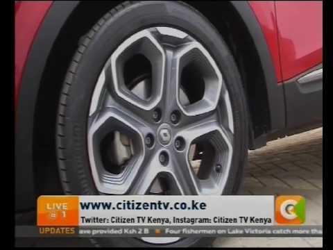 Renault Kenya unveils Kadjar SUV