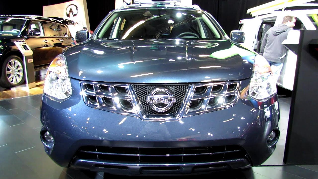 2013 nissan rogue sl awd exterior and interior walkaround 2013 2013 nissan rogue sl awd exterior and interior walkaround 2013 montreal auto show youtube vanachro Images