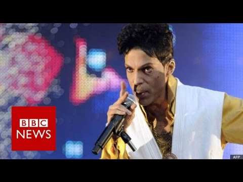 Prince, singer and superstar, dies at 57 at Paisley Park - BBC News