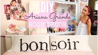 Diy Ariana Grande Room Decor! Cheap & Simple!