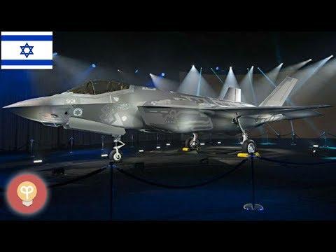 TERNYATA ISRAEL PUNYA JET TERCANGGIH DUNIA, INILAH 7 JET TEMPUR G-5 TERCANGGIH DI TAHUN 2019