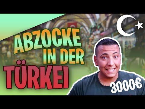 ABZOCKE in der TÜRKEI (3000€)