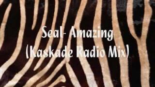 Play Amazing [Kaskade Radio]