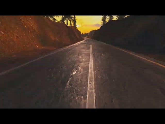 Longboard:Downhill 4k
